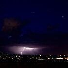 lightning is comeing by Robert-Irvine