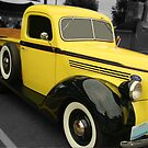1938 Ford Pickup Truck by TeeMack
