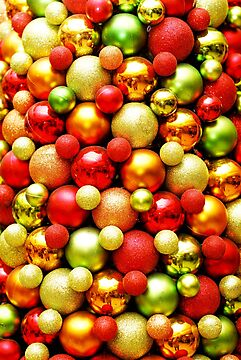 Christmas Colors  by adriangeronimo