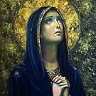 Our Lady of Sorrows by Tahnja