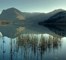 Buttermere...Winter Sunshine by VoluntaryRanger