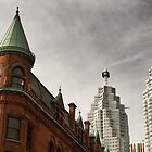 Flatiron building in Toronto by alopezc72