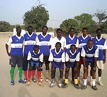 FOOTBALL IN THE GAMBIA by Rosetta Jallow