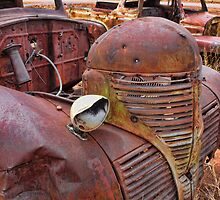 Rusty Cars by Ausgirl60