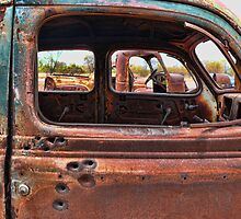 Bullet Hole Car by Ausgirl60