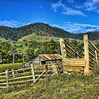 Barn in tasmania by Ausgirl60