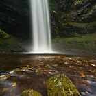 Henrhyd Falls, Brecon Beacons by Steve  Liptrot