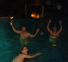 Tequila Splash - party in Zihuatanejo by pamelabeck