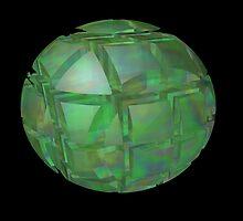 Emerald by Alisdair Gurney