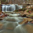 Upper Burden Falls by David Allen