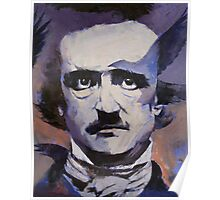 Portrait of Edgar Allan Poe Poster