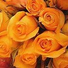 All Orange by clizzio