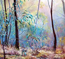 'Wickham Mist 2' by Lynda Robinson