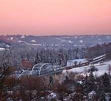 Edmonton. Christmas Afternoon 2009 by James Birkbeck