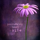 You make my heart smile by Myillusions