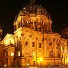 Berlin at night by iagomega