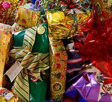 Presents by Rhonda F.  Taylor