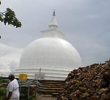 """Current Photo of """"Sithulpawwa Temple"""" in sri Lanka by indrajith"""