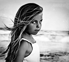 Summer Wind (BW) by nancz