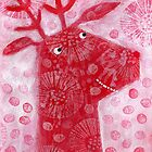 Reindeer by Nic Squirrell
