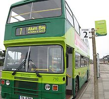Number 7 Yarmouth to Alum Bay by ellismorleyphto