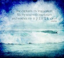 She captures my imagination by Myillusions