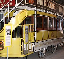 TrolleyCar 18 by ScenerybyDesign