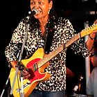 Deborah Coleman at Wangaratta Jazz Festival 2009 by jansant
