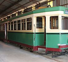 Tram 1971 by ScenerybyDesign