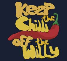Chilli on the willy by ArtbyCowboy