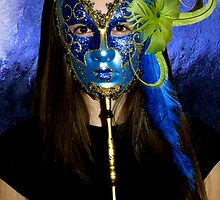 Le Masque de Mardi Gras by Tim Scullion