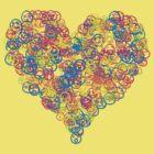 Emoji Heart by enzym