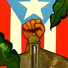 Pride & Puerto Rican Glory by ArtByMia