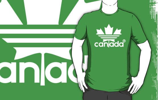 Canada Vs. Adidas by no-doubt