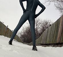 December Zentai Run by mdkgraphics