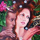 The garden of eden by Italia Ruotolo