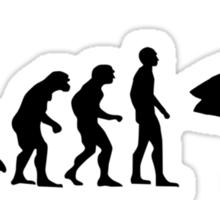 Surf evolution 3 Sticker