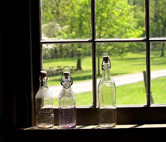Bottles by nastruck