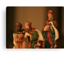 The Three Kings... Canvas Print