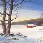 First Snow by Dale Ziegler