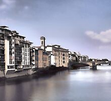 The Arno by Jan Pudney