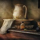 Nostalgia - The Water Pitcher by Mike  Savad