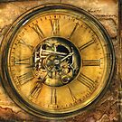 Clockmaker - Clock Works by Mike  Savad