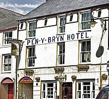 Pen - Y - Bryn Hotel by Trevor Kersley