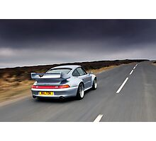 Possibly the ultimate Porsche 911 .... Photographic Print