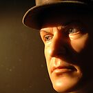 Michael Collins wax by pablotguerrero
