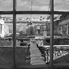 Windows of History  by Sharon Hagler