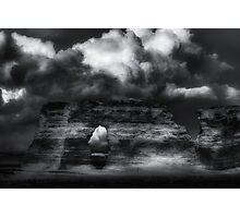 MONUMENTAL STORM Photographic Print