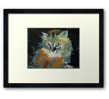 Himalayan Cat Framed Print