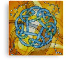 Celtic 1 Rehash Mish-mash! Canvas Print